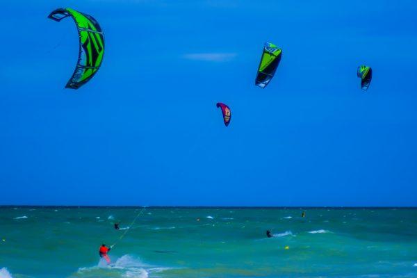 Kite Surf - Porto Sant'Elpidio
