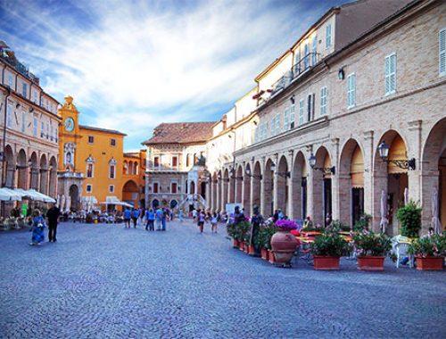 Piazza del Popolo - Fermo
