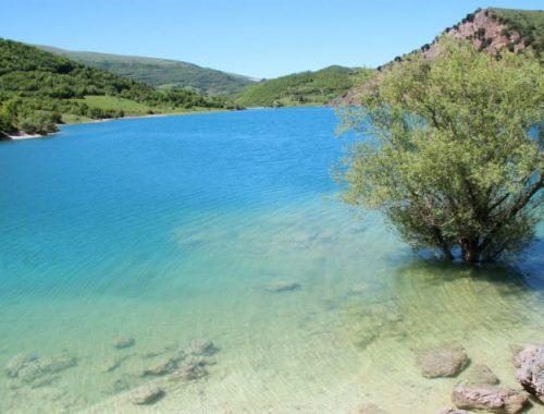 Lago di Fiastra - Macerata